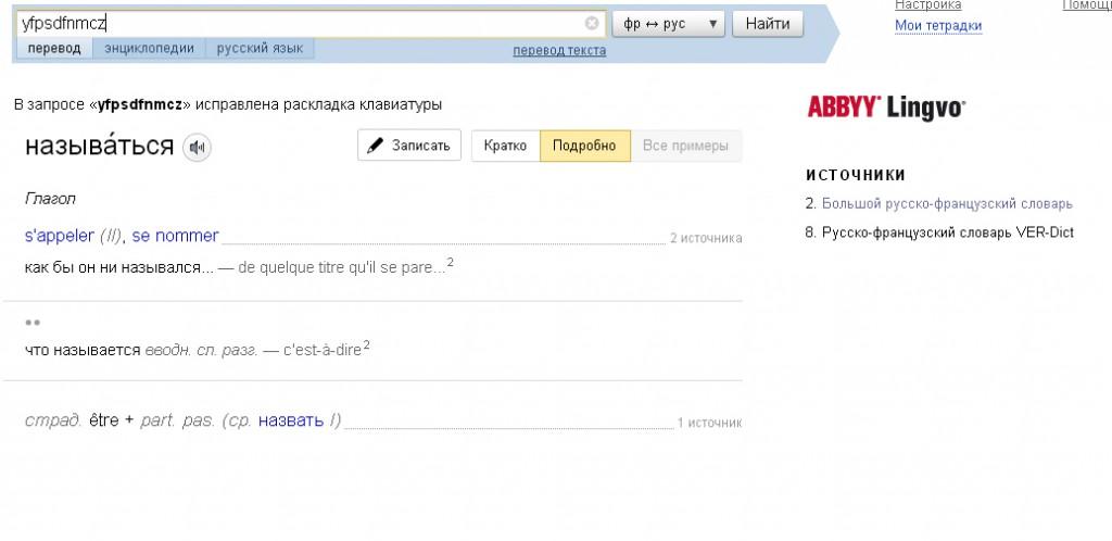 Как написать рассказ о себе на французском