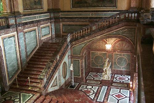 Palais d'Egmont - интерьеры