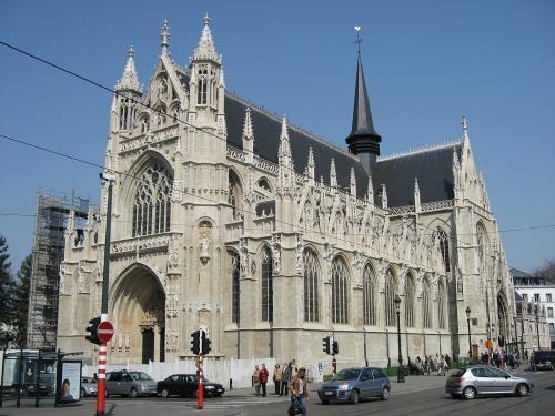 Церковь Notre-Dame du Sablon