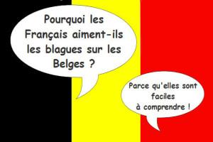 Анекдоты о бельгийцах довольно популярны.