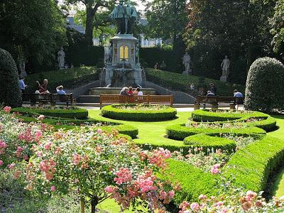Парк Petit Sablon