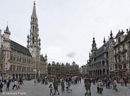 Grand-Place в Брюсселе